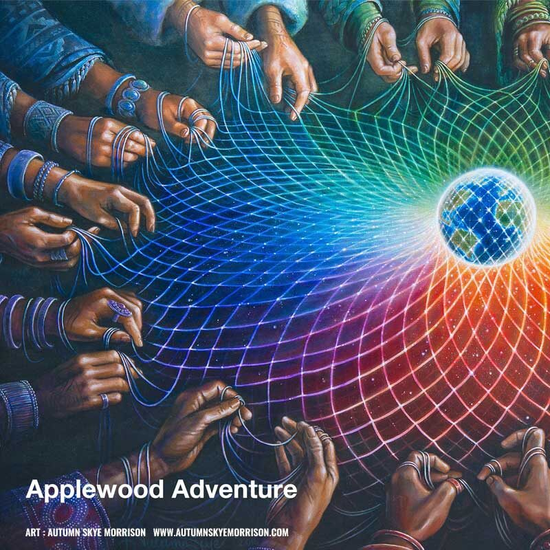 Applewood Adventure Book
