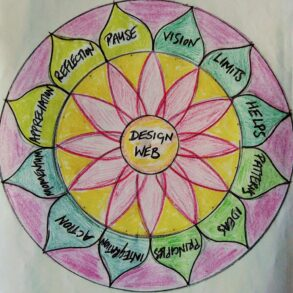 Design Web Mandala